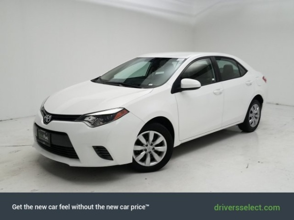 2016 Toyota Corolla in Grand Prairie, TX