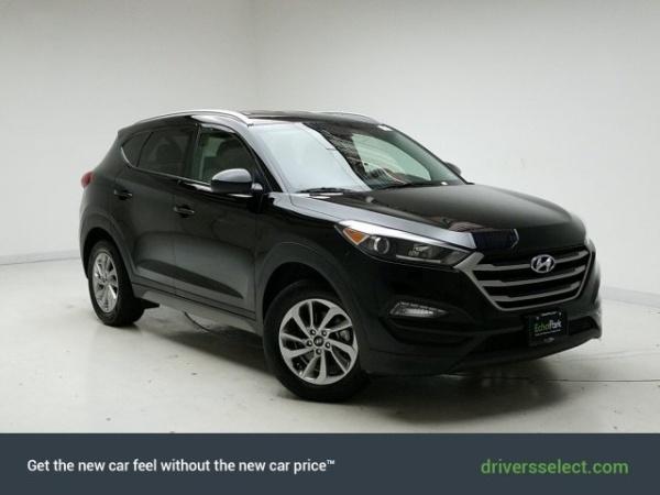 Grande Prairie Hyundai >> 2018 Hyundai Tucson Sel Fwd For Sale In Grand Prairie Tx