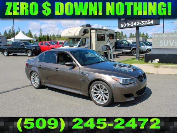 2007 BMW M5 in Spokane, WA