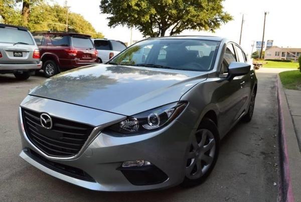 2015 Mazda Mazda3 in Dallas, TX