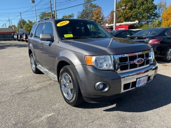 2011 Ford Escape in Framingham, MA