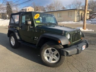 2008 Jeep Wrangler For Sale >> Used Jeep Wrangler For Sale In Chicopee Ma 645 Used Wrangler