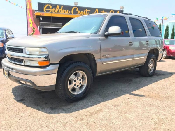 2001 Chevrolet Tahoe in Guadalupe, CA