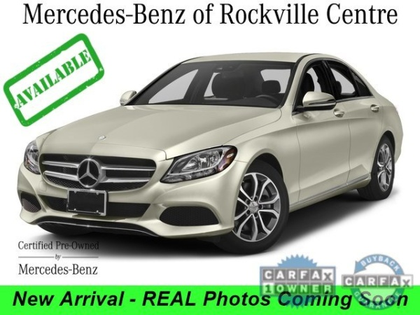 2016 Mercedes-Benz C-Class in Rockville Centre, NY