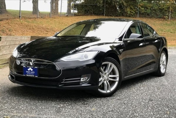 2013 Tesla Model S P85 Rwd For Sale In Sykesville Md Truecar
