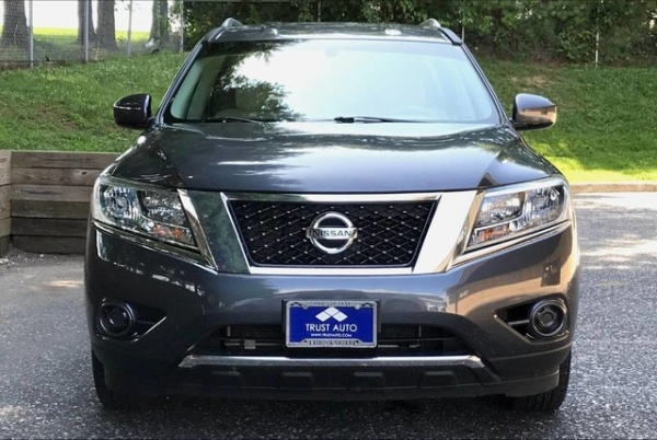 2014 Nissan Pathfinder SV Hybrid 4WD For Sale in Sykesville