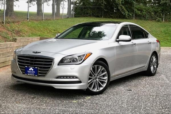 2016 Hyundai Genesis in Sykesville, MD