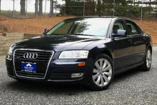 2010 Audi A8 in Sykesville, MD