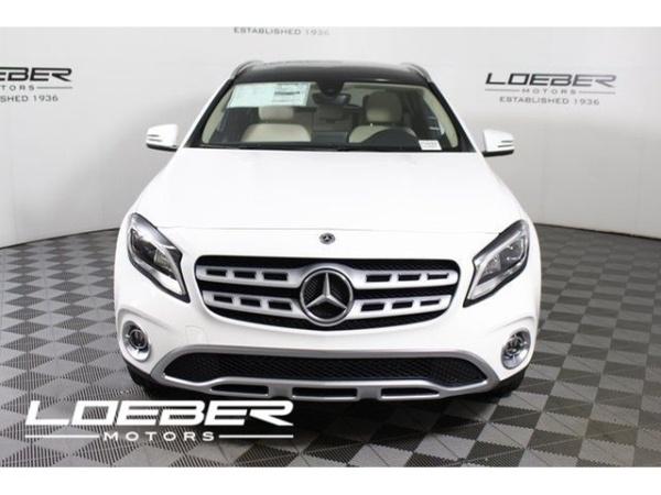 2019 Mercedes-Benz GLA GLA 250