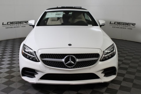 2020 Mercedes-Benz C-Class in Lincolnwood, IL