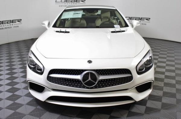 2019 Mercedes-Benz SL SL 550