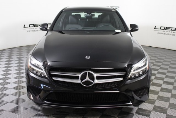 2019 Mercedes-Benz C-Class in Lincolnwood, IL
