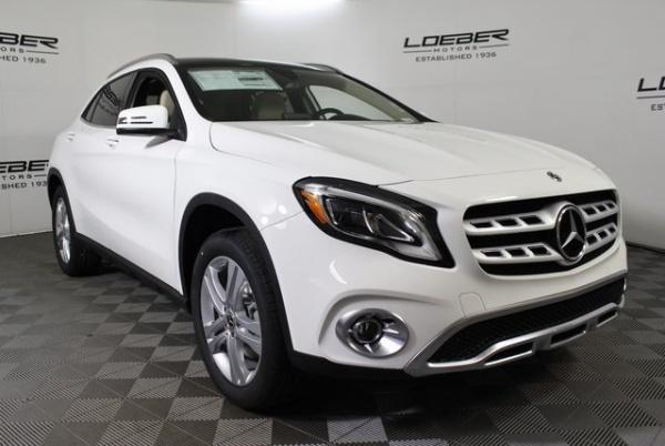 2020 Mercedes-Benz GLA in Lincolnwood, IL