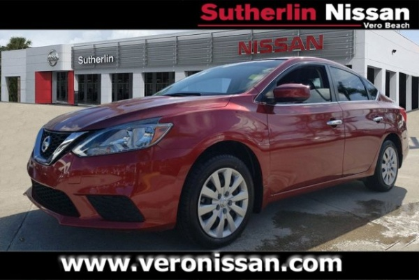 2016 Nissan Sentra in Vero Beach, FL