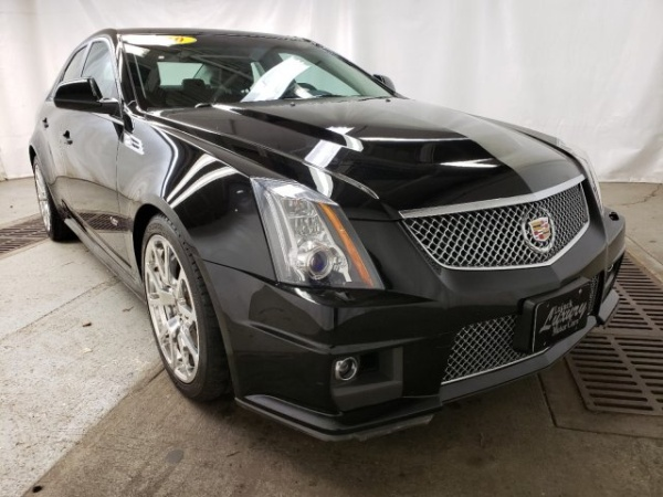 2010 cadillac cts v sedan for sale in davenport ia truecar. Black Bedroom Furniture Sets. Home Design Ideas