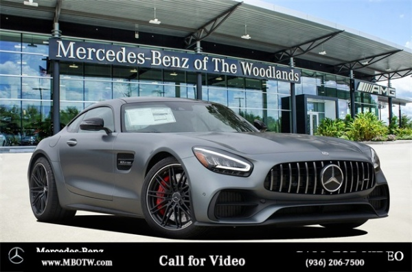 2020 Mercedes-Benz AMG GT in The Woodlands, TX
