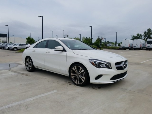 2019 Mercedes-Benz CLA in The Woodlands, TX
