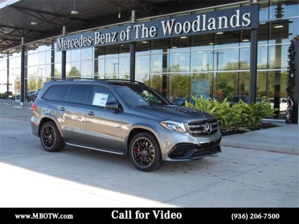 2019 Mercedes-Benz GLS AMG GLS 63