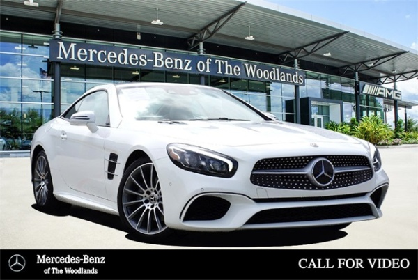 2018 Mercedes-Benz SL in The Woodlands, TX