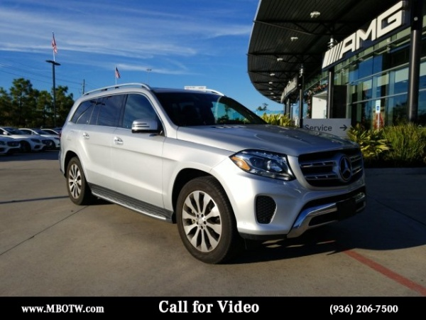 2017 Mercedes-Benz GLS in The Woodlands, TX