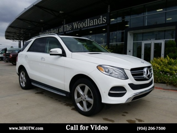 2017 Mercedes-Benz GLE in The Woodlands, TX