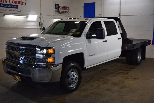 2019 Chevrolet Silverado 3500HD Chassis Cab in Cottage Grove, OR