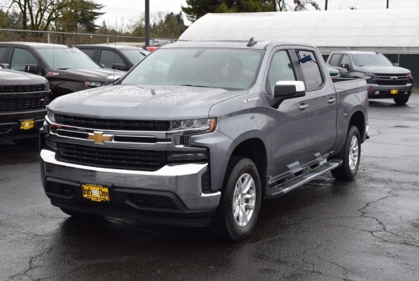 2020 Chevrolet Silverado 1500 in Cottage Grove, OR