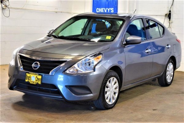 2018 Nissan Versa in Cottage Grove, OR