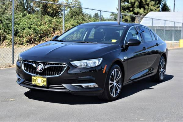 2019 Buick Regal Preferred II