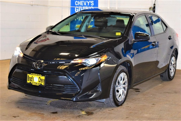 2019 Toyota Corolla in Cottage Grove, OR