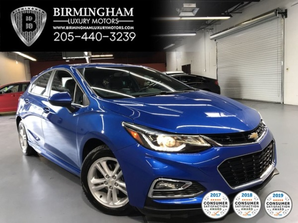 2017 Chevrolet Cruze LT Manual