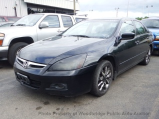 2007 Honda Accord Ex L V6 Sedan Automatic For In Woodbridge Va