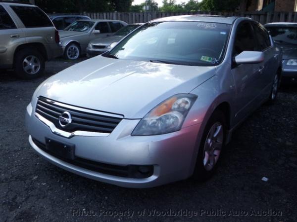 2007 nissan altima 3. 5 se sedan for sale 6 speed manual $4500.