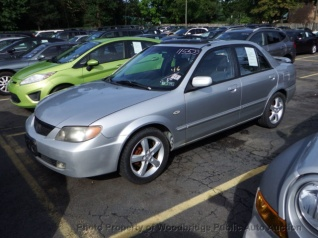 2002 Mazda Protege Dx Sedan Automatic For In Woodbridge Va