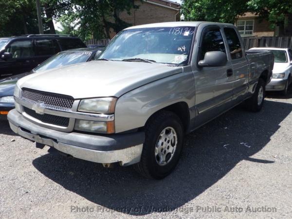 2003 Chevrolet Silverado 1500 in Woodbridge, VA