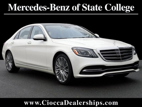 2020 Mercedes-Benz S-Class in State College, PA