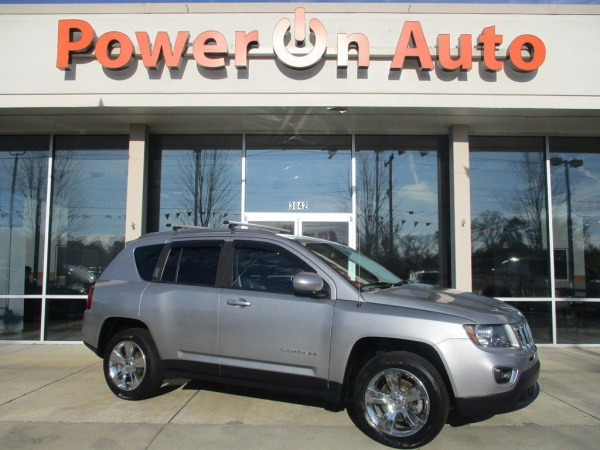 2015 Jeep Compass in Monroe, NC