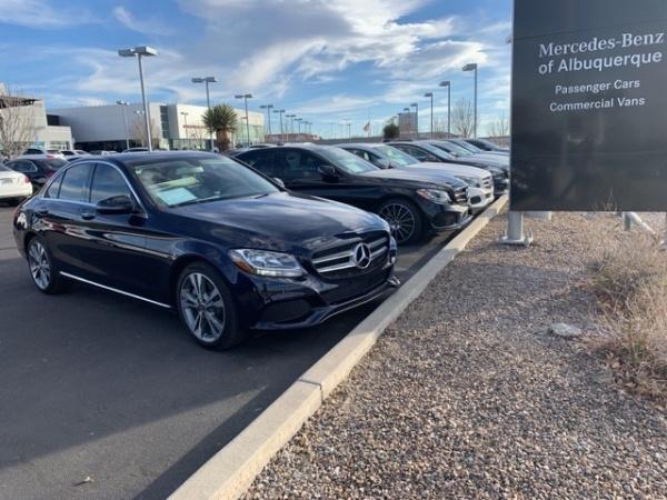 2018 Mercedes-Benz C C 300
