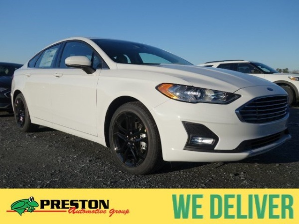 2020 Ford Fusion in Denton, MD