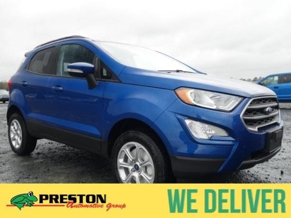2020 Ford EcoSport in Denton, MD