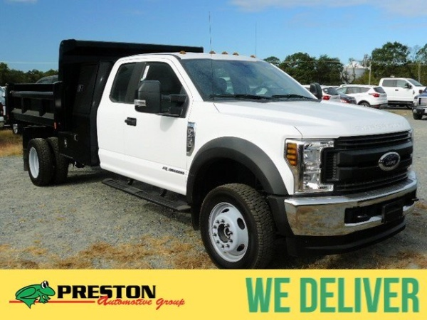 2019 Ford Super Duty F-450 Chassis Cab in Denton, MD