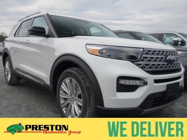 2020 Ford Explorer in Denton, MD