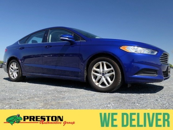 2016 Ford Fusion in Denton, MD