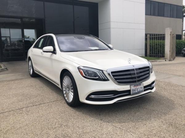 2019 Mercedes-Benz S