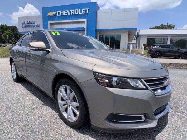 2017 Chevrolet Impala in Augusta, GA