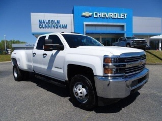 2017 Chevrolet Silverado 3500hd Work Truck Double Cab Long Box 4wd For In Augusta
