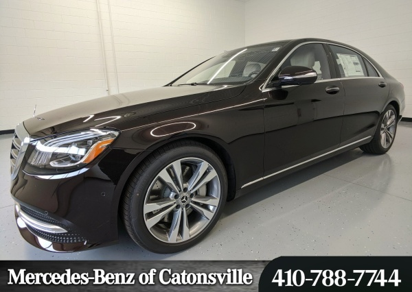 2020 Mercedes-Benz S-Class in CATONSVILLE, MD