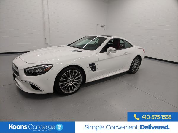 2019 Mercedes-Benz SL in Catonsville, MD