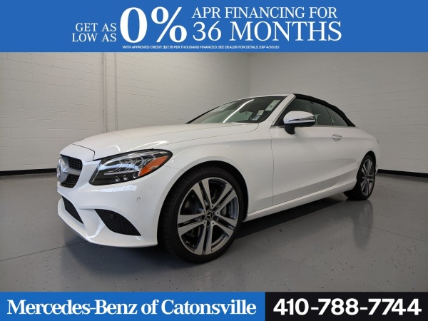 2020 Mercedes-Benz C-Class in Catonsville, MD