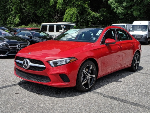2019 Mercedes-Benz A-Class in CATONSVILLE, MD